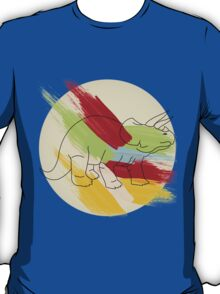 Jurassic Color T-Shirt