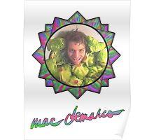 Mac Demarco - Lettuce Bath [Text] Poster