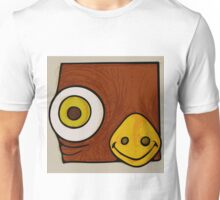 Brown bird Unisex T-Shirt