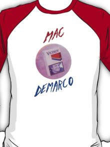 Mac Demarco - The Viceroy smile [Text] T-Shirt