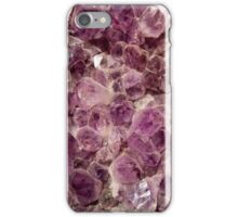 Beautiful Amethyst  iPhone Case/Skin