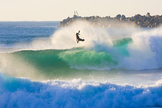 Corey McClean, Wedge by Matt Ryan