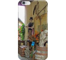 Pathway To The Past. iPhone Case/Skin