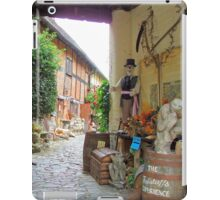 Pathway To The Past. iPad Case/Skin