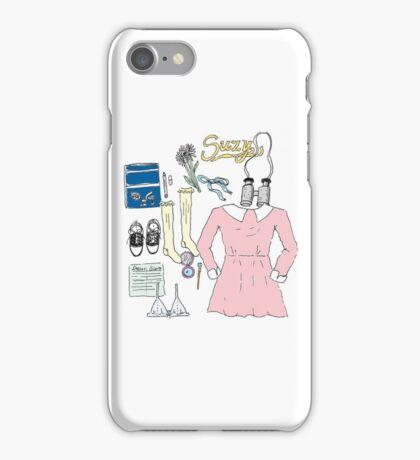 MOONRISE KINGDOM - SUZY iPhone Case/Skin