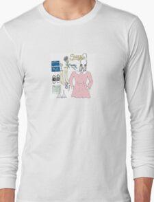 MOONRISE KINGDOM - SUZY Long Sleeve T-Shirt