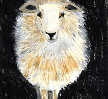 One Sheep.. by RobynLee