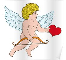 Cupid arrows Poster