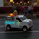 I'm sponsored by Aliant? by Glenn Esau