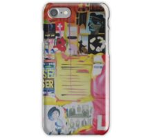 laissez passer la vie iPhone Case/Skin