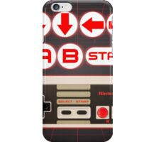 Nintendo, Konami Code , controller iPhone Case/Skin