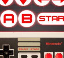 Nintendo, Konami Code , controller Sticker