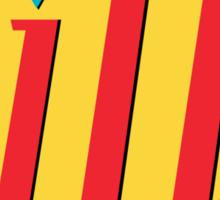 ILL   Sticker