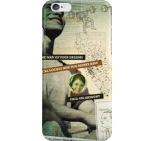 The Man no.155 iPhone Case/Skin