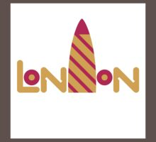 London 2 One Piece - Short Sleeve
