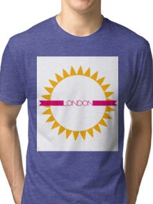London 3 Tri-blend T-Shirt