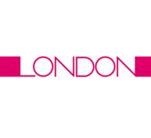 London 3 Sticker