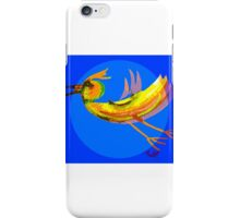 Rainbow bird iPhone Case/Skin