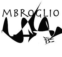 BLACK IMBROGLIO by Karo / Caroline Evans (Caux-Evans)