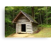 Henry's Smokehouse Canvas Print