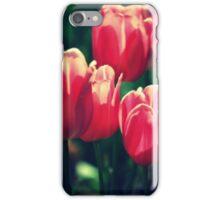 Volumptuous Tulips By Lorraine McCarthy iPhone Case/Skin