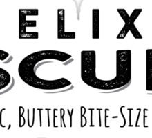 Neelix's Biscuits (Replicator Rations 2x2) Sticker