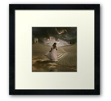 dancing in Tuscany Framed Print