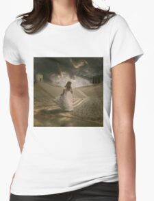 dancing in Tuscany Womens Fitted T-Shirt