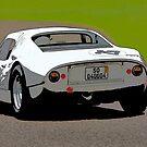 1964 Porsche Carrera 904 GTS by Paul Bailey