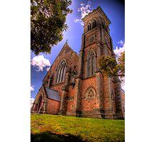 Church Building Photographic Print