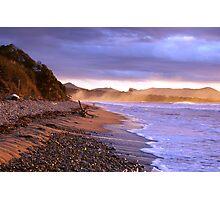 Seas mist at Turners Beach Photographic Print