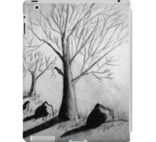 Barren Trees iPad Case/Skin