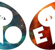PRO ERA Orange and Blue Nebula by Telic