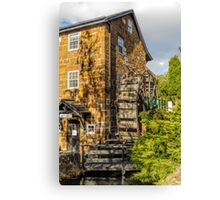 Penny Royal Water Mill, Launceston, Tasmania, Australia Canvas Print
