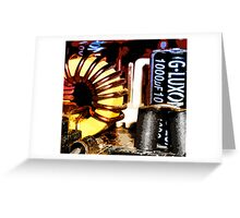 Coil Greeting Card