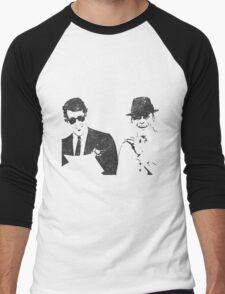 sinatra  Men's Baseball ¾ T-Shirt