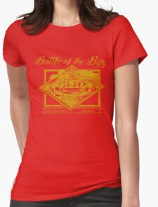 49ers san francisco Womens Fitted T-Shirt