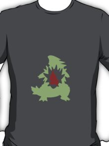 Larvitar Evolution T-Shirt