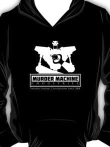 Murder Machine Industries Logo T-Shirt
