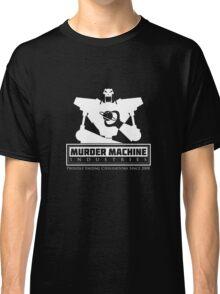 Murder Machine Industries Logo Classic T-Shirt