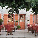 La Meteorite Restaurant by Pamela Jayne Smith