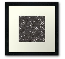 Eames Era Dots 41 Framed Print