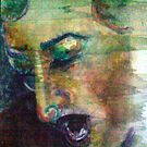 Mono Litho 5 by DreddArt