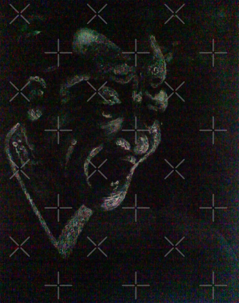 Mourning 3 by DreddArt