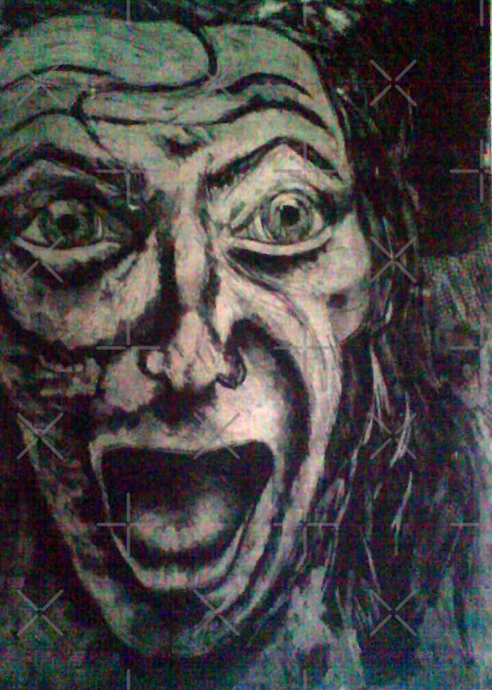 Scream by DreddArt