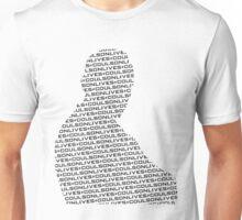 #CoulsonLives - Dark on Light Unisex T-Shirt
