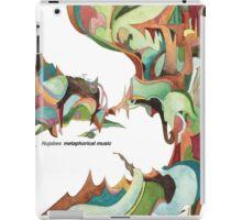 NUJABES METAPHORICAL MUSIC R.I.P iPad Case/Skin
