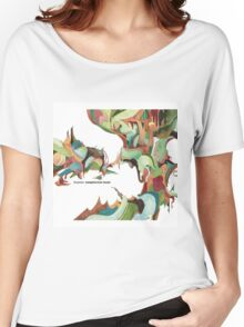 NUJABES METAPHORICAL MUSIC R.I.P Women's Relaxed Fit T-Shirt