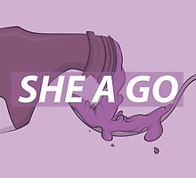 SHE A GO LEAN CODIENE PROMETH by gtboys