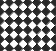 Retro Tiles by dropsofdeer